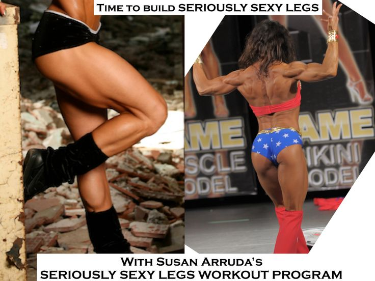 Final few hours to purchase SERIOUSLY SEXY LEGS at special introductory pricing! - http://susanarruda.com/welcome-to-seriously-sexy-legs