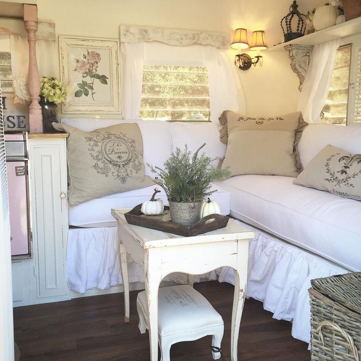 Best Rv Decorating Trailer Decorating Ideas Images On