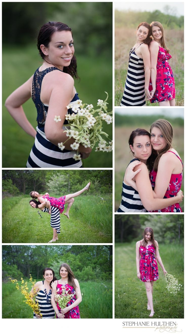 Sisters Photo Session | Northern Illinois Photographer| © Stephanie Hulthen Photography