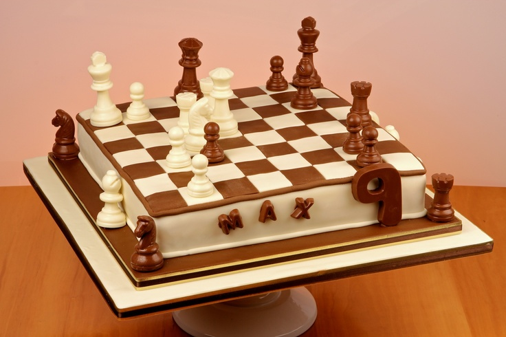 Chess Cakes Images