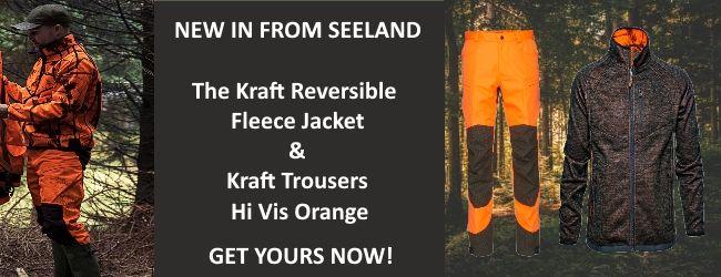 Seeland Kraft Reversible Fleecejacke