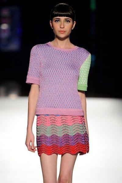 Crochet Fashion from Helen Rodel