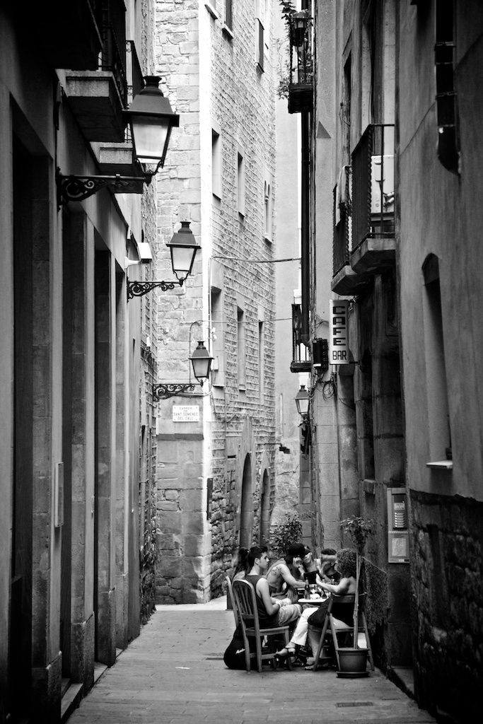 Barcelona Street Photography  Photography logos by Sandy Rowley  http://www.etsy.com/shop/BannerSetDesigns?section_id=14110320