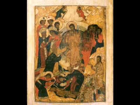 Orthodox Chant of Psalm 102 (103) Mt Athos, Byzantine style. in English, chanted at AZ monastery