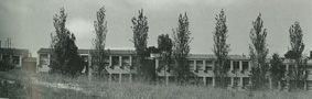 Penrhos College Senior school blocks 1975