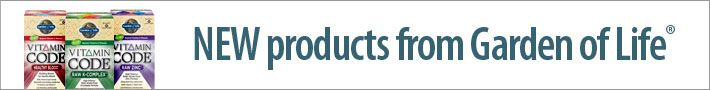 Garden Of Life New Products - Prenatal