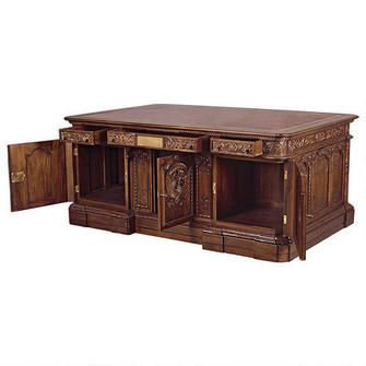 Oval Office Presidents' H.M.S. Resolute Desk $5,199.00