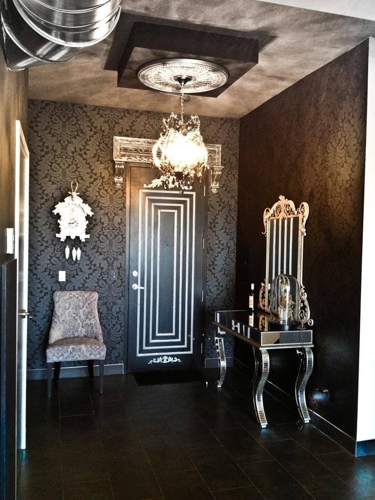17 best images about gothic glam design decor diy on. Black Bedroom Furniture Sets. Home Design Ideas