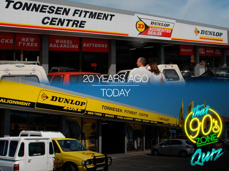 Over 2 decades of outstanding service, fitment excellence & the best tyre deals #DunlopZone. We're celebrating the Dunlop Dealer Programme's 20th anniversary by giving you a chance to win your share of R25,000 #YourDriveSince95
