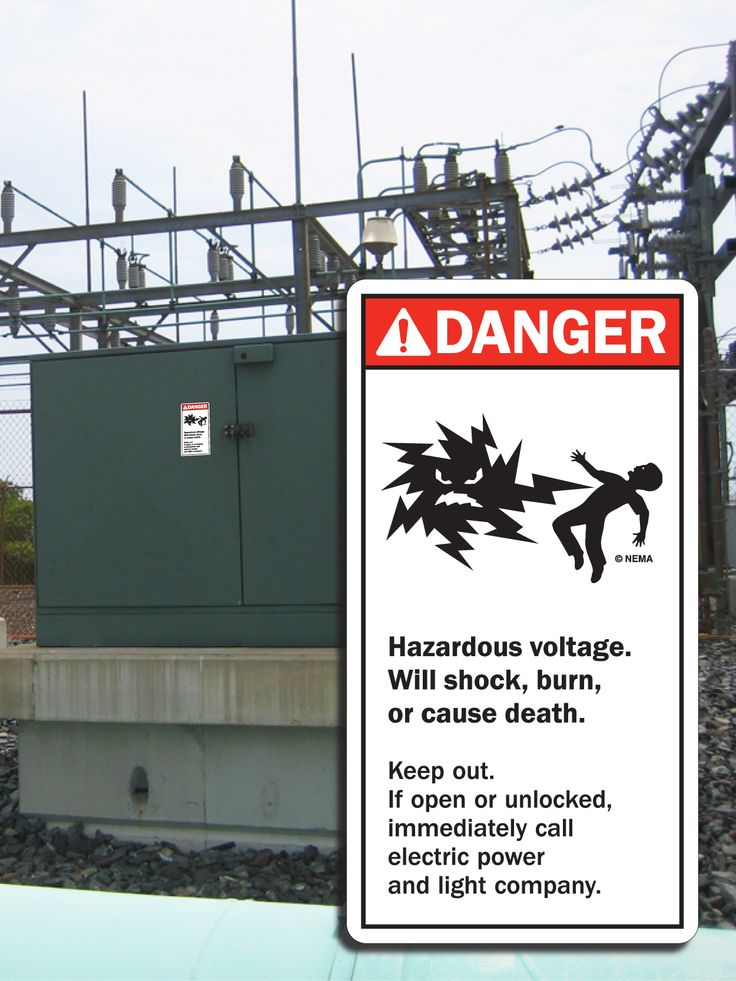Electrical Transformer Labels From Lem Products Inc Are