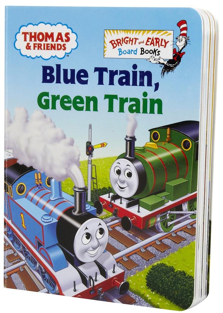 Thomas & Friends - Blue Train, Green Train - Free Shipping