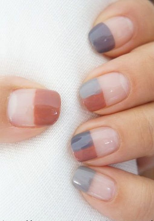 20 Trendy Korean Nail Art Designs You Must Try Nails Pinterest