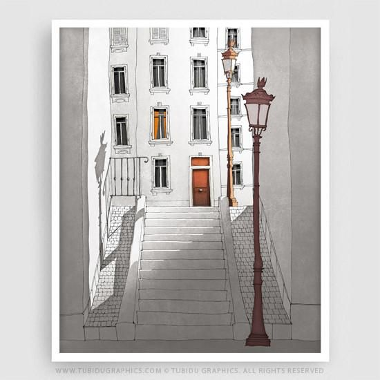 Paris,Art,Illustration,Photography,Paris decor,Paris Art,Fine art prints,French Fine Art,Love,Paris facade,Paris lights,Wall decoration,Wall art,Canvas prints