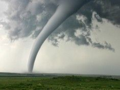 how to blow a smoke tornado