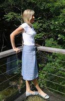 Ellen's Sewing Passion: Concert Skirt