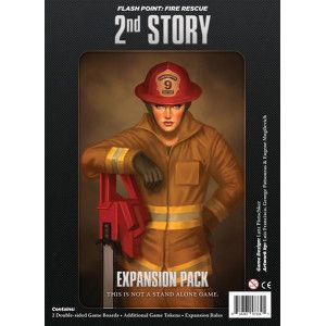 Flash Point Fire Rescue: 2nd Story Expansion