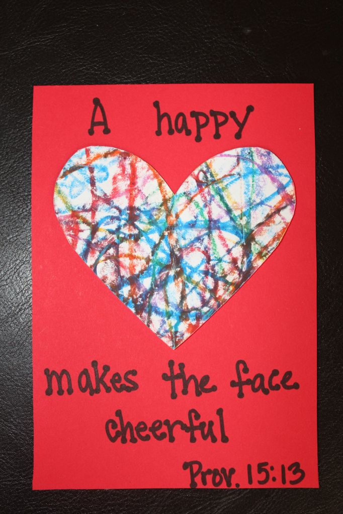 Happy Heart Lesson for Preschoolers