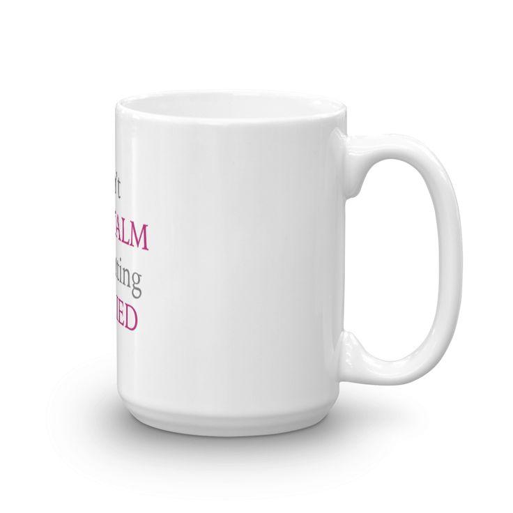 Can't keep calm Mug