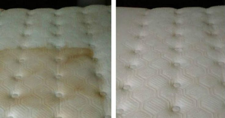How To Effectively Deep-Clean And Freshen Your Mattress Without Using Bleach - No more stains or smells!