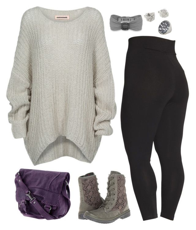 """leggins and sweater"" by linding ❤ liked on Polyvore featuring Bodhi, Beth Ditto, Roxy, Topshop, Edge of Ember, Lucky Brand and BillyTheTree"