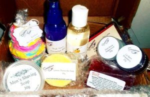 Indulge your senses with Scentalicious Bath & Body Treats:  http://www.outback-revue.com/indulge-scentalicious-bath-body-treats/