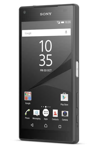 The Sony Xperia Z5 in black, compare the best offers from all UK retailers to buy at with the cheapest contract prices at PhonesLTD.co.uk #sony #xperia #z5 #black #deals