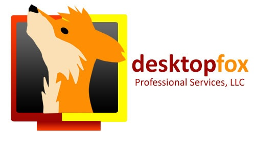 Desktop Fox Logo