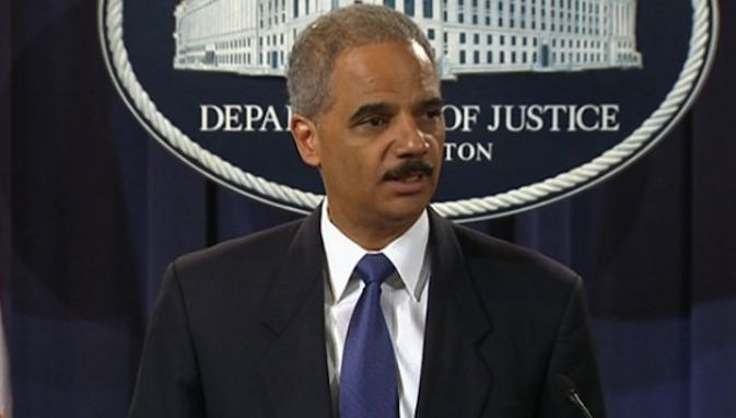 "Holder Calls For Gun Control In Ferguson: ""Both Sides Need To Be Unarmed"""