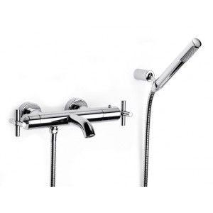 Grifo termostático baño/ducha Loft de Roca.
