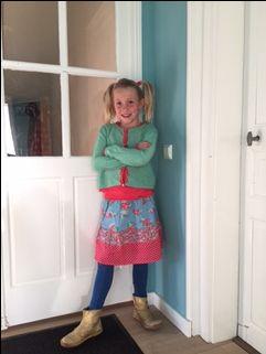 klaar voor school in de mode-ontwerp van 2017