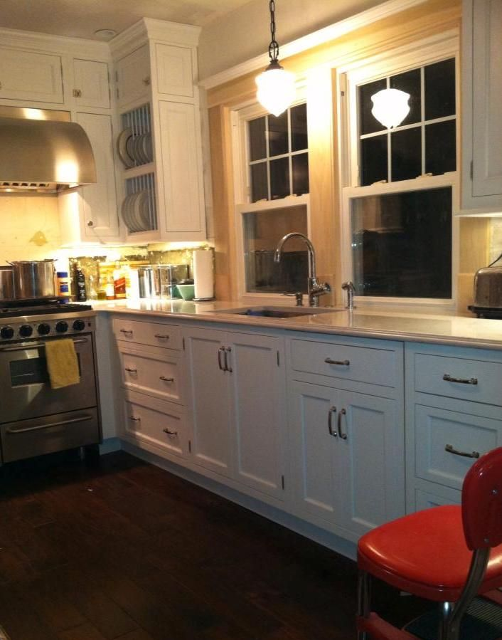 95 finished kitchen remodel using plain fancy custom On kitchen cabinets xenia ohio