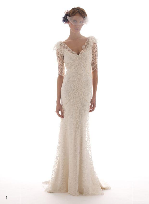 Casamento no inverno: 18 vestidos incríveis! | Casar é um barato - Blog de casamento