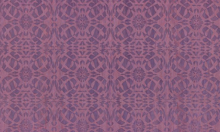 Triade | Amazone 2, textile wallcovering with velvet and embossed patterns | Collections | Arte wallcovering