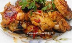 Куриные бедрышки в горчично-соевом маринаде. Блюда из мяса в духовке | Я Хозяйка