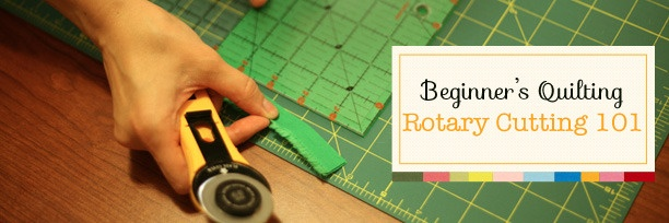 Rotary Cutting 101 - Beginner's Quilting Series — Pile O' Fabric