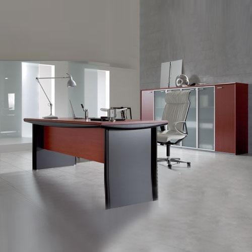 kim executive desk by dv office modern