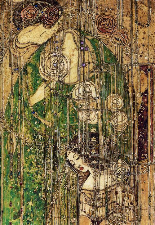 weathercade:    Charles Rennie Mackintosh Willow Wood