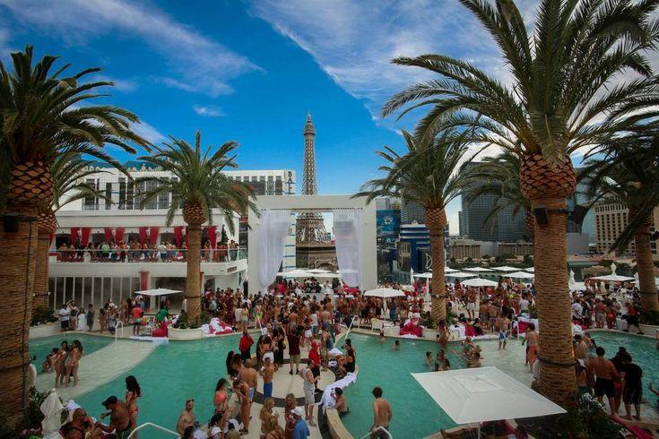 Drai's Beach Club and Night Club in Las Vegas #drais #lasvegas
