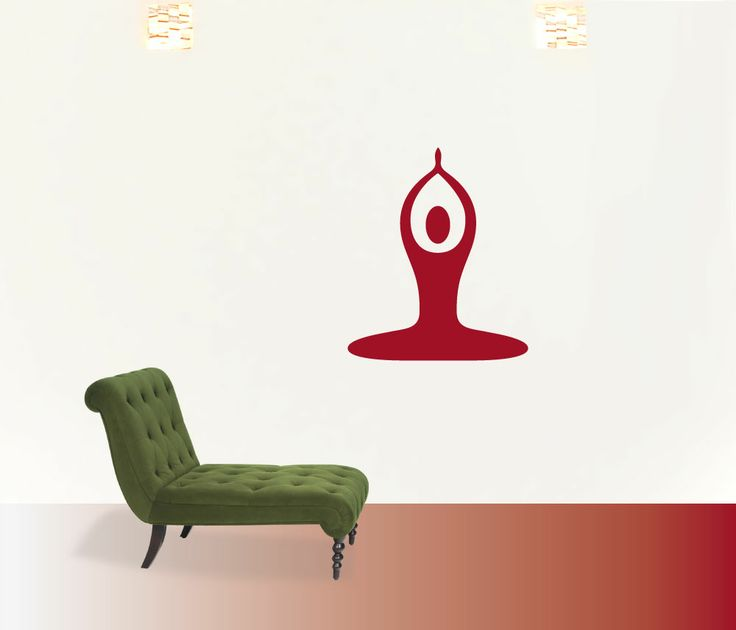 namaste #decoraconvinil #vinilosdecorativos #decoracion #decoratupared #yoga #meditacion