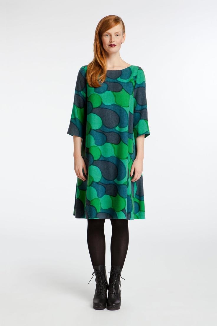 marimekko kallas dress