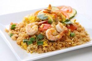 Thai Fried Rice Khao Pad Recipes | Mukpin Recipes