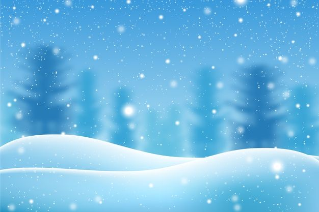 Download Realistic Snowfall Wallpaper Concept For Free Snowfall Wallpaper Winter Images Free Winter Images