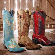 Take a look at the Pecos Bill & Tanner Mark Boots Women event on #zulily today!!!!!!