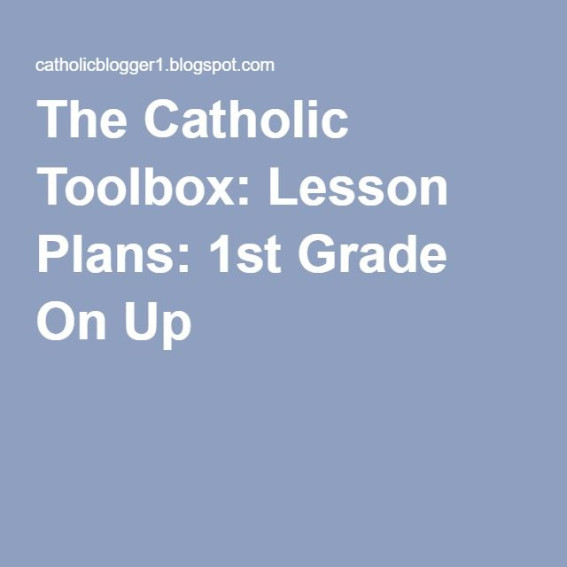 209 best his word their little for The catholic toolbox