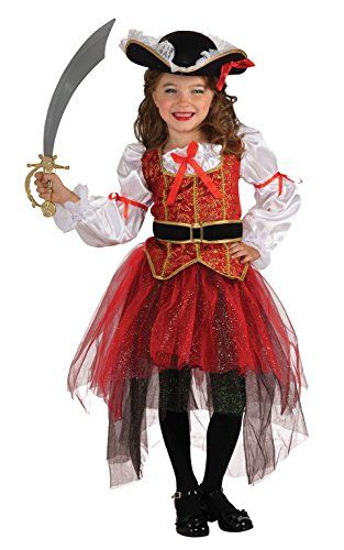 Rubie's Let's Pretend Princess Of The Seas Costume - Medium (8-10)