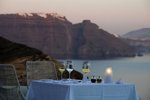 "Santorini, Greece. ""Mystique Hotel"""