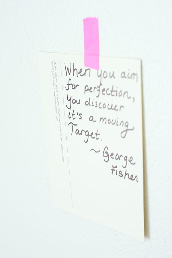 monday mess_kenziepoo / via la La La Lovely / quote / inspiration