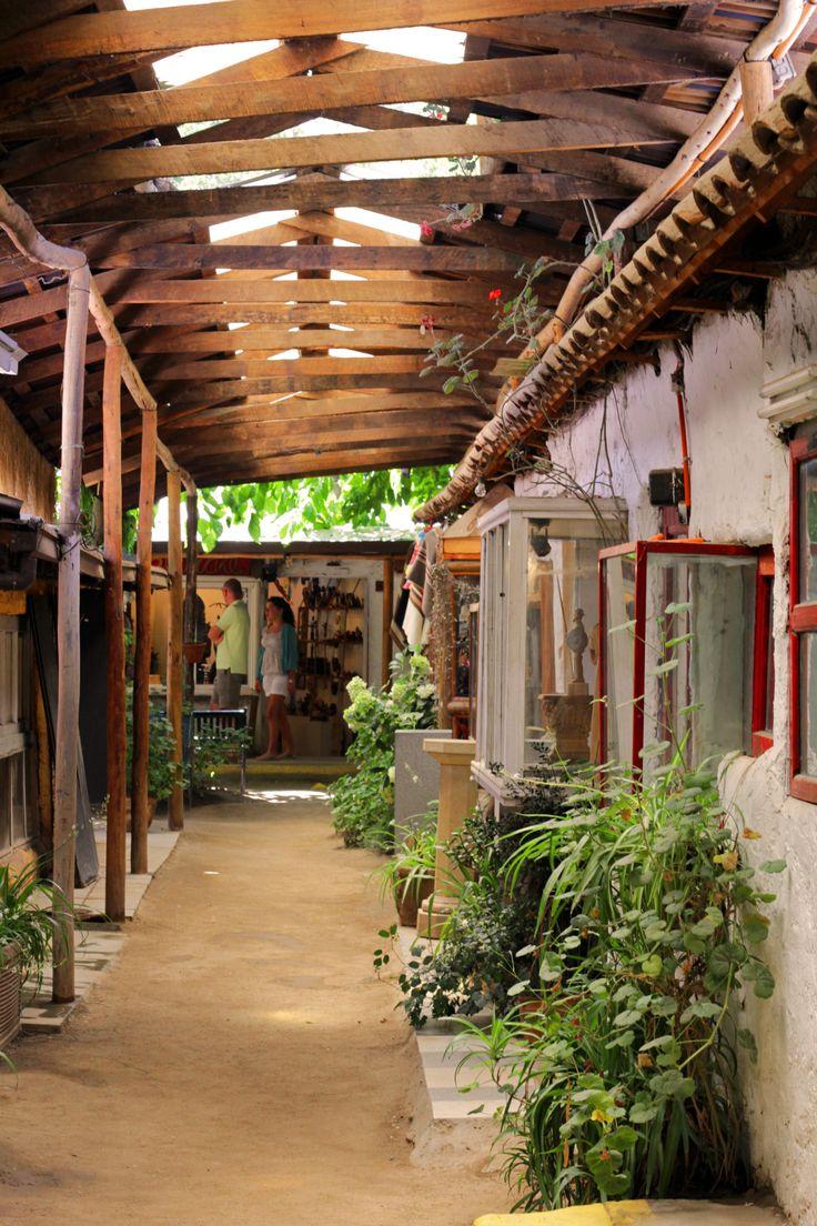 Pueblito los Dominicos  Santiago de Chile