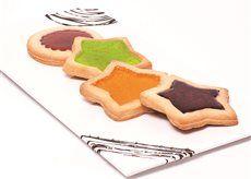 Prepara las galletas favoritas de tu familia utilizando gelatina en lugar de mermelada. Serán coloridas, llenas de sabor y se verán increíbles con los colores brillantes de la gelatina. ¡Prepáralas ya!