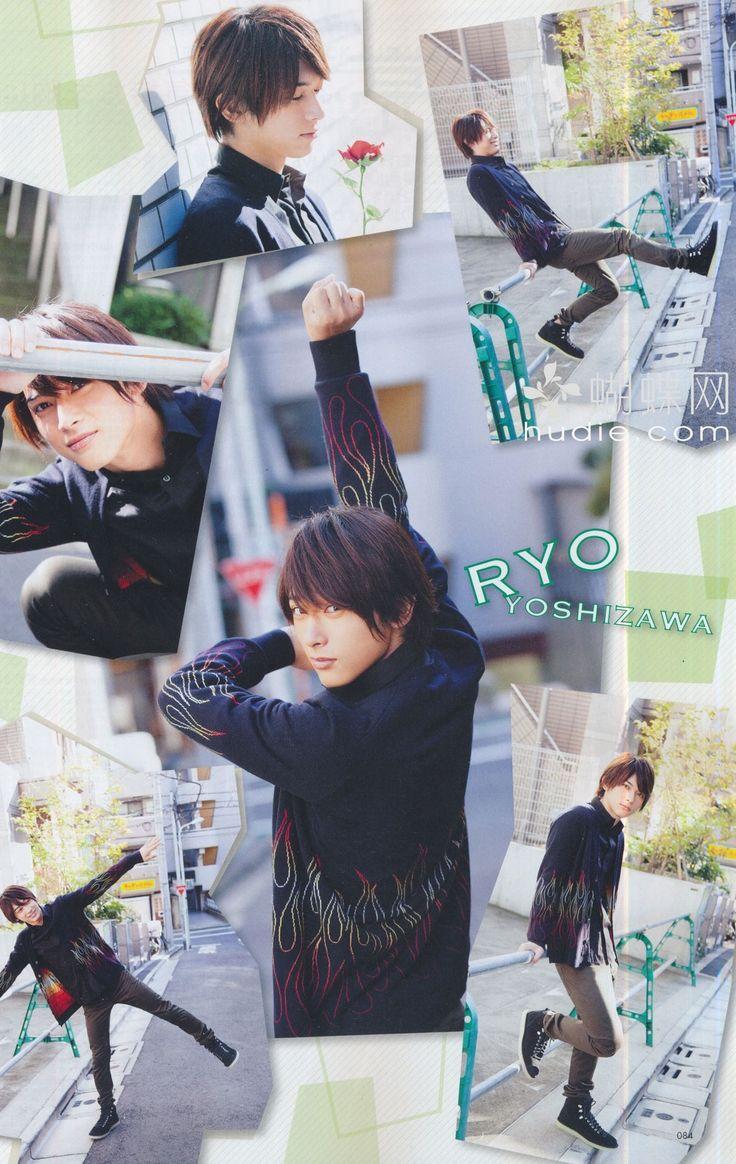 Ryo Yoshizawa(吉沢 亮)